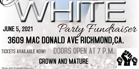 RESET RICHMOND-ALL WHITE PARTY tickets