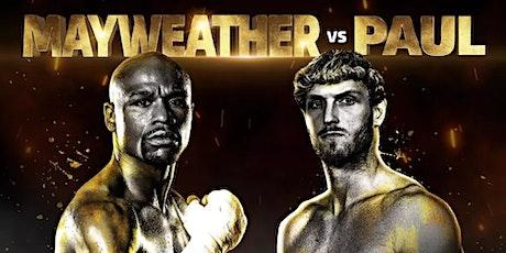 Paul vs. Mayweather tickets