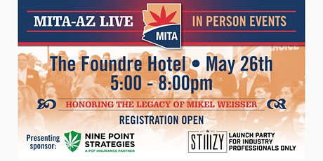 MITA Arizona Cannabis Business Networking tickets