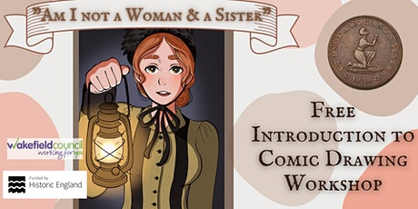 Introduction to Comic Drawing Workshop tickets