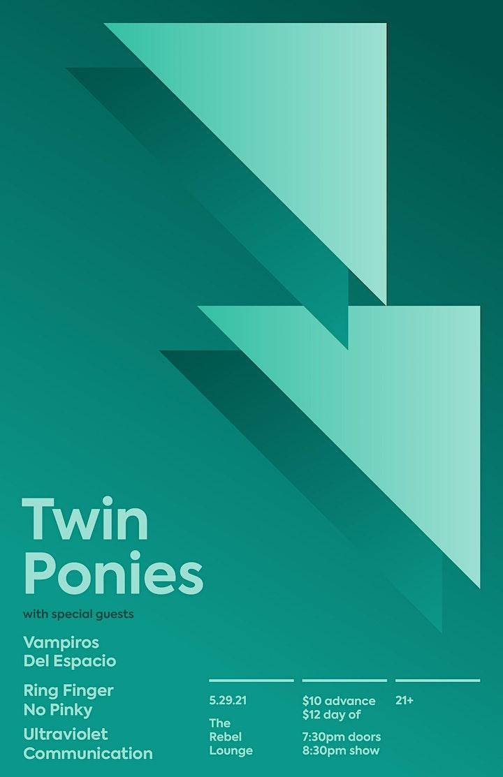 TWIN PONIES image