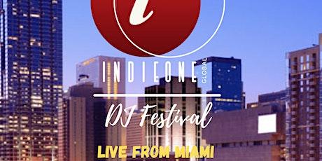 IndieONE Global DJ Festival || LIVE from Atlanta (Hybrid Show) tickets