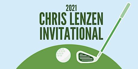 Chris Lenzen Invitational tickets