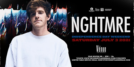 Nghtmre // July 3 // Independence Day Weekend tickets