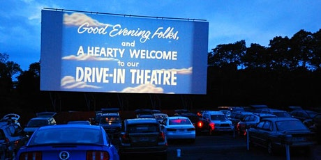 Drive In Movie - Movie HAPPY GILMORE - FRIDAY, JUNE 18th tickets