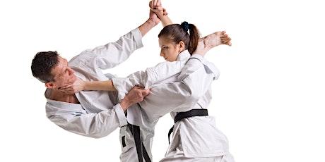 Free Martial Arts Classes tickets