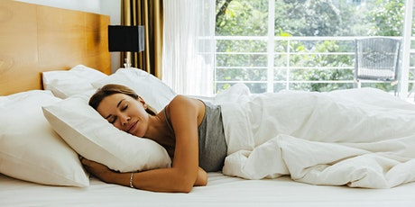 Stop Chasing Remedies: How to Finally Get Refreshing Sleep tickets