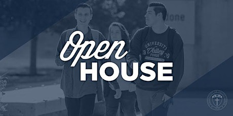 Academic Open House @ University of Valley Forge October 16, 2021 tickets