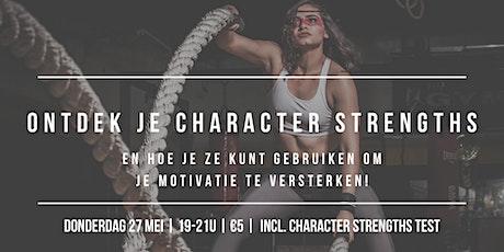 Ontdek je Character Strengths! tickets