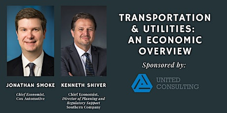 Transportation and Utilities: An Economic Overview tickets