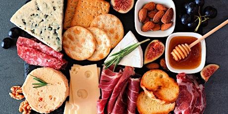 Make & Take: A Cheese & Charcuterie Board tickets