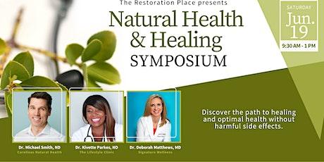 Natural Health & Healing Symposium tickets