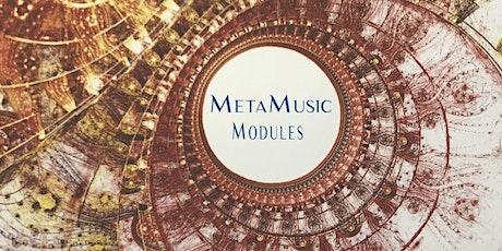 MetaMusic Modules ~ Full Course Access tickets