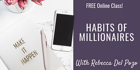 The Habits of Millionaires tickets