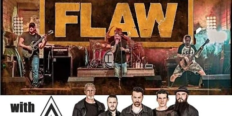 Flaw and Adema at The Rail Club Live tickets