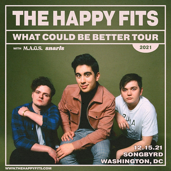 The Happy Fits image