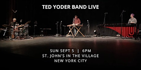 Ted Yoder Band Live tickets