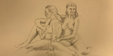 Life Drawing - 1st July 2021 tickets