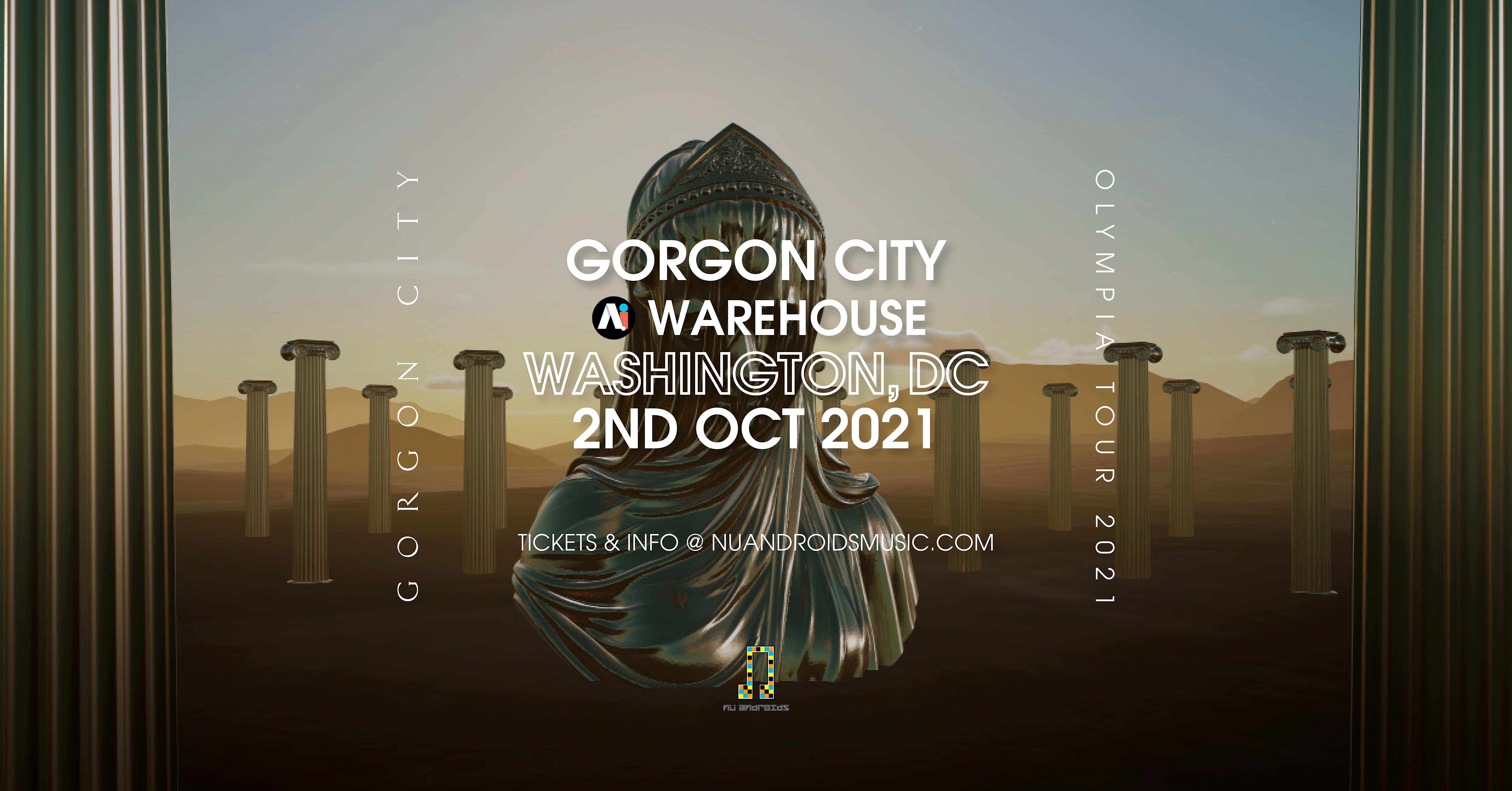 Nü Androids Presents: Gorgon City Olympia Tour (21+)