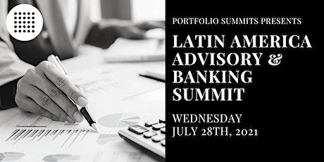 Miami Advisory & Banking Summit tickets