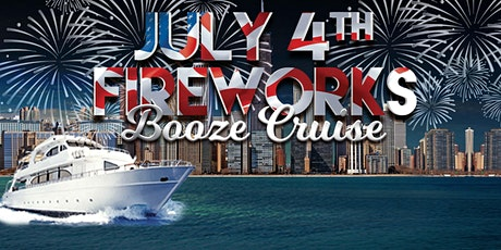 July 4th Fireworks Booze Cruise tickets