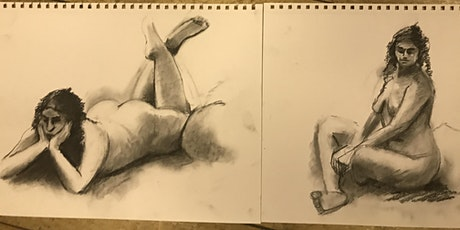 Life Drawing -  8th July 2021 tickets