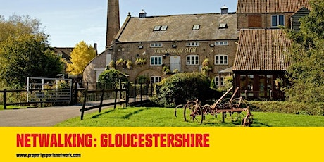 NETWALKING GLOUCESTERSHIRE: Property networking in aid of LandAid tickets