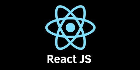 React (FrontEnd Development) Training tickets
