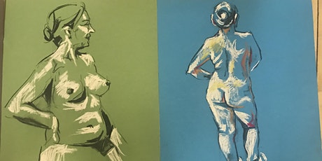 Life Drawing -  15th July 2021 tickets