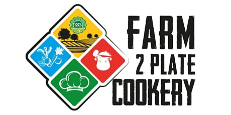 Farm2platecookery - Caribbean Cookery Course tickets