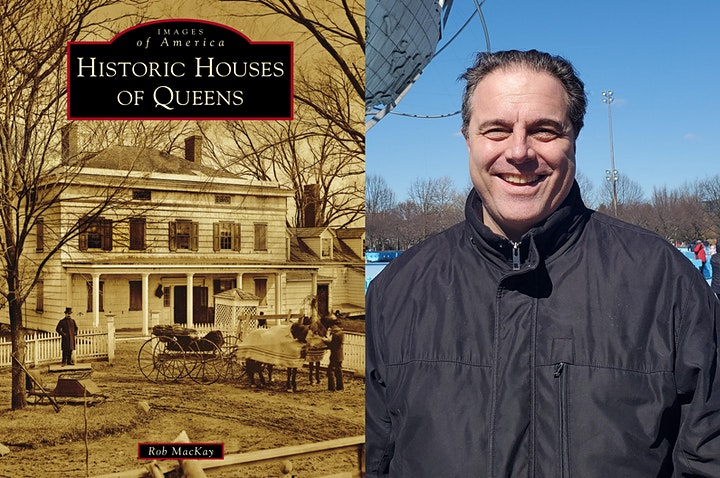 Book Signing Event: Historic Houses of Queens by Rob MacKay image