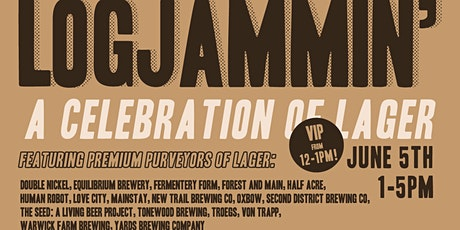 Logjammin': A Celebration of Lagers tickets