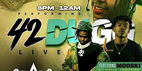 42 Dugg and Mooskiiii live in concert arizona tickets