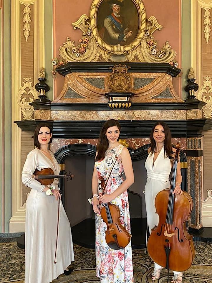 Immagine Aperitivo in musica con Trio Rose di Maggio