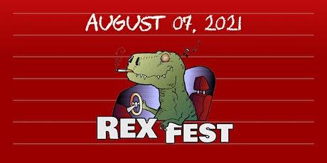 Rex Fest tickets