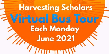 Virtual College Bus Tour Registration tickets