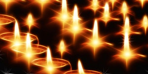 Candlelight Yoga Class