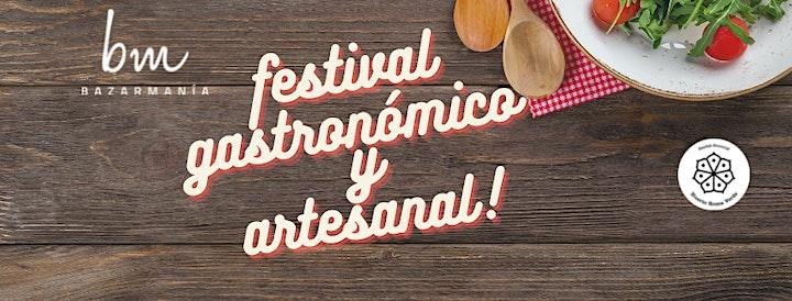 Imagen de Festival Gastronómico y Artesanal