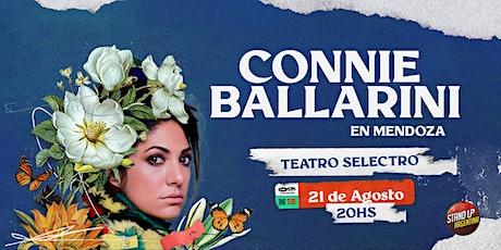CONNIE BALLARINI - STAND UP entradas