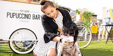 Open Air Dog Cafe & Pupuccino Bar at Westquay Southampton tickets