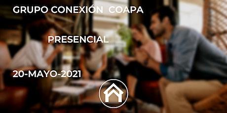 Grupo Conexión Coapa - Presencial boletos