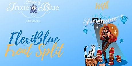FlexiBlue Front Splits 2 Week Online Summer Camp tickets
