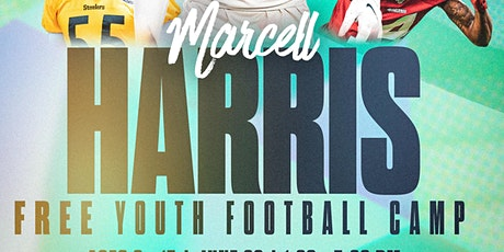 Marcell Harris Youth Football Camp 2021 tickets