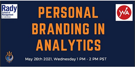 Personal Branding in Analytics tickets