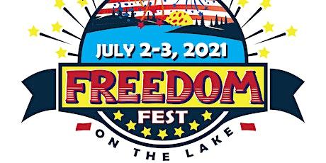 Freedom Fest on the Lake entradas