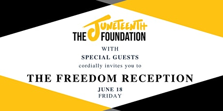 The Freedom Reception tickets