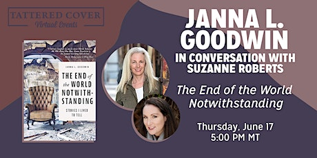 Live Stream with Janna L. Goodwin in conversation with Suzanne Roberts tickets