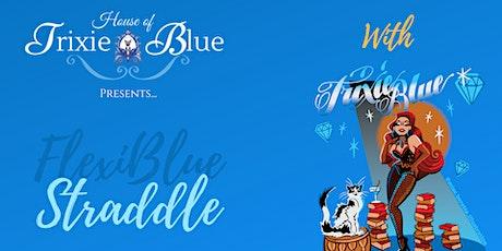 FlexiBlue Straddle Splits 2 Week Online Summer Camp (Middle Splits) tickets
