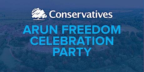 Arun Freedom Celebration Party tickets