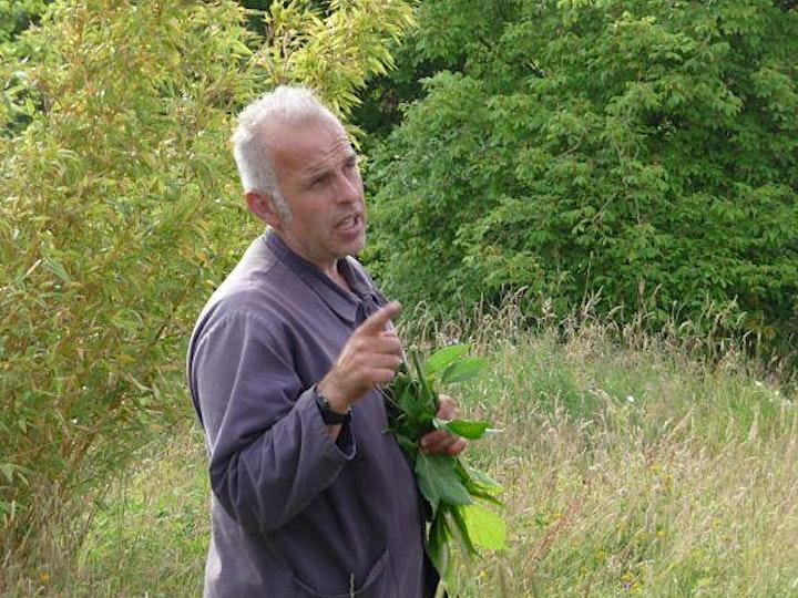 Fergus Garrett, Great Dixter - Succession Planting - Video Recording image